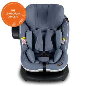 BeSafe столче за кола iZi Modular X1 i-Size Cloud Melange