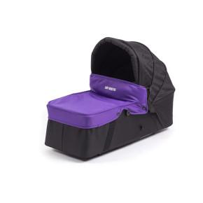 Baby Monsters кош за новородено за количка Easy Twin 3.0 S - Purple