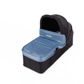Baby Monsters страничен кош за новородено за количка Easy Twin 3.0 S - Atlantic