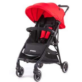 Baby Monsters Kuki бебешка количка Red
