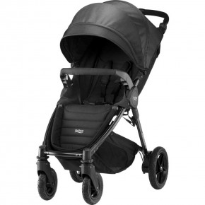Britax B-Motion 4 Plus бебешка количка Black