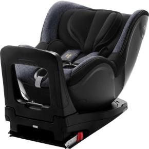 Britax Romer стол за кола Dualfix i-Size Blue Marble