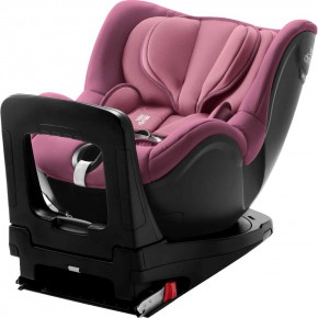 Britax Romer стол за кола Dualfix i-Size Wine Rose