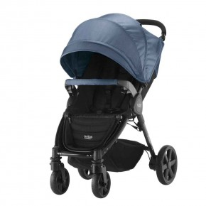 Britax B-Agile 4 Plus Blue Denim детска количка