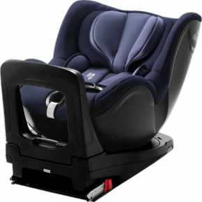 Britax Romer стол за кола Dualfix i-Size Moonlight Blue