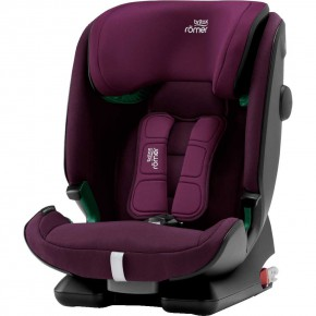 Britax стол за кола Advansafix i-Size (9-36 кг) - Burgundy Red