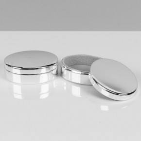 The Juliana Collection посребрени кутийки за кичур и зъбче CG328