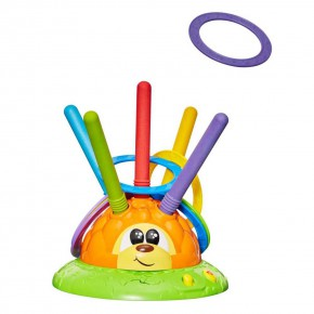 Chicco игра с рингове Mister Ring Fit and Fun T0503