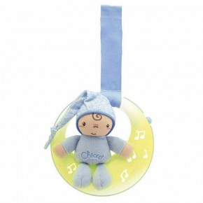 Chicco Good Night Moon нощна лампа Blue