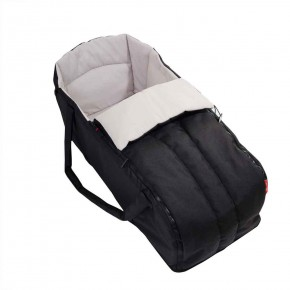 Кош за новородено Phil & Teds Cocoona Baby Carrycot Black