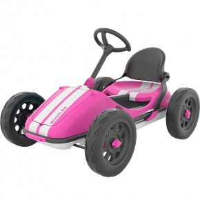Chillafish Monzi Rs Go-Cart кола с педали - Розова