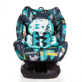 Cosatto All in All стол за кола ISOFix 0+/1/2/3 - Dragon Kingdom