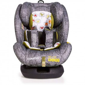 Cosatto All in All стол за кола ISOFix 0+/1/2/3 - Dawn Chorus