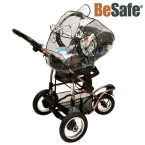 BeSafe дъждобран за столчета за кола iZi Sleep и iZi Go