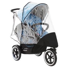 Phil&Teds Двоен дъждобран за количка Navigator