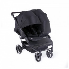 Бебешка количка - Baby Monsters Easy Twin 3S Light Black