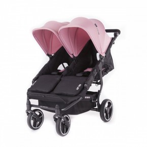 Baby Monsters Easy Twin 3S Light бебешка количка за близнаци - Milkshake