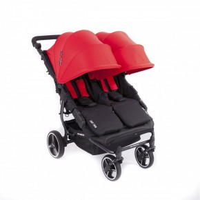 Бебешка количка - Baby Monsters Easy Twin 3S Light Red