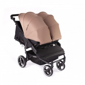 Бебешка количка - Baby Monsters Easy Twin 3S Light Taupe