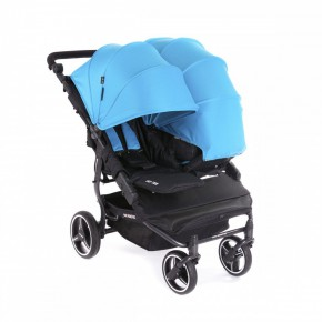 Бебешка количка - Baby Monsters Easy Twin 3S Light Turquoise