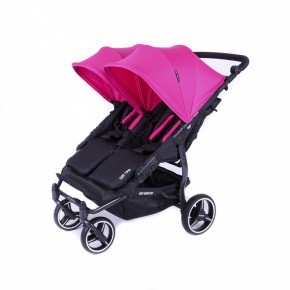 Бебешка количка - Baby Monsters Easy Twin 3S Light Fuchsia