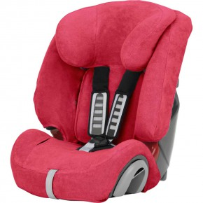 Britax Romer летен калъф за стол за кола Evolva 1-2-3 Plus Pink