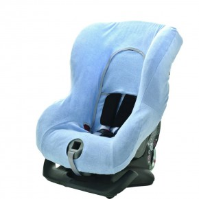 Britax Летен калъф за столче First Class Plus Light Blue