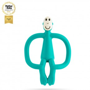 Matchstick Monkey™ Original Monkey Teething Toy чесалка с апликатор MM-T-008 2