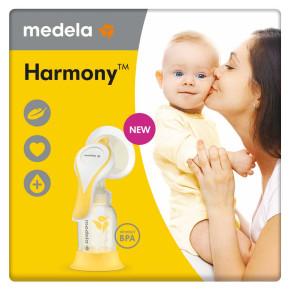 Medela Harmony Flex™ двуфазна ръчна помпа за изцеждане на кърма