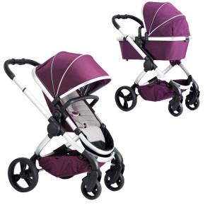 iCandy Peach 5 2018 детска количка Satin Damson 1
