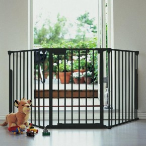 BabyDan кобинирана преграда M