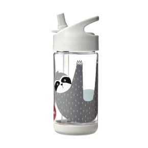 3 Sprouts бутилка за вода с мек накрайник - Slot