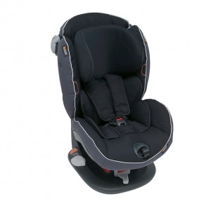 BeSafe столче за кола iZi Comfort X3 01 Midnight Black Mélange