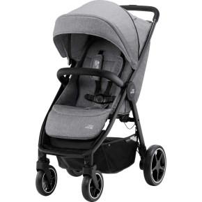 Britax B-Agile R детска количка - Elephant Grey/Black
