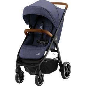Britax B-Agile R детска количка - Navy Ink/Brown