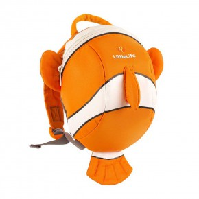 LittleLife Animal детска раница - Clownfish