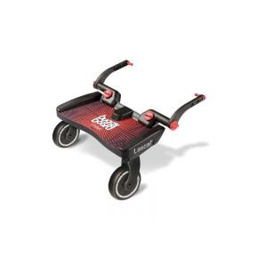 Lascal Maxi Buggy Board Универсална Степенка за второ дете Макси - Червена
