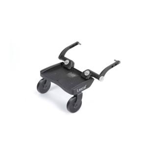 Lascal Mini Buggy Board Универсална Степенка за второ дете Мини - Сива