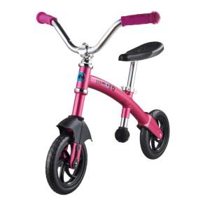 Micro колело за баланс G-Bike Chopper Deluxe Pink GB0023