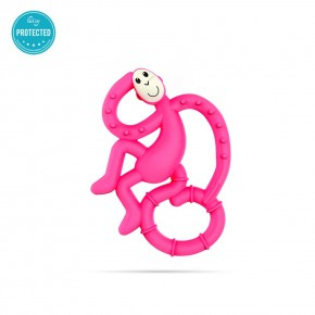 Matchstick Monkey™ бебешка чесалка Mini Monkey Teether - с апликатор за гел MM-MMT-003