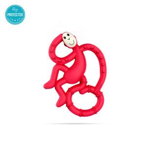 Matchstick Monkey™ бебешка чесалка Mini Monkey Teether - с апликатор за гел MM-MMT-004