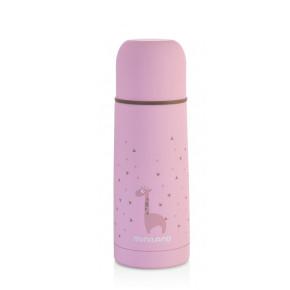 Miniland Baby термос 350 мл Silky Thermos - розов 89217
