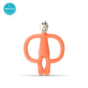 Matchstick Monkey Monkey Teether чесалка с апликатор - Orange
