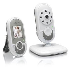 Motorola Бебефон с камера MBP621