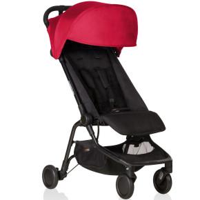 Mountain Buggy детска количка Nano - Ruby