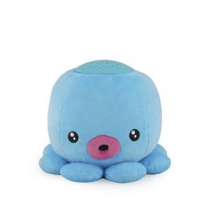 Baby Monsters нощна лампа октопод - син