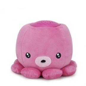 Baby Monsters нощна лампа октопод - розово 2