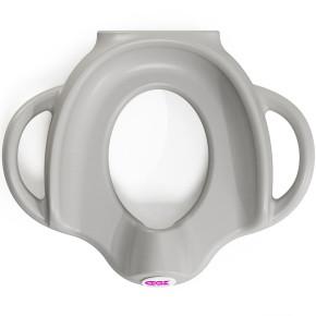 OK Baby ергономична седалка за тоалетна чиния - капучино