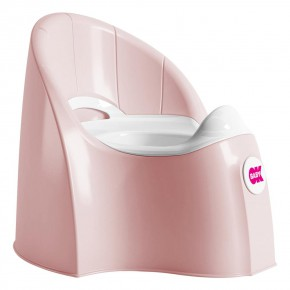 Ok Baby Бебешко гърне Pasha Light Pink