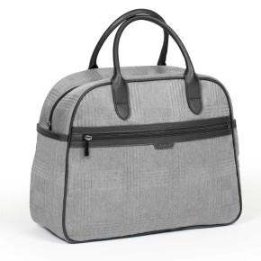 Чанта за количка iCandy Peach 6 Light Grey Check